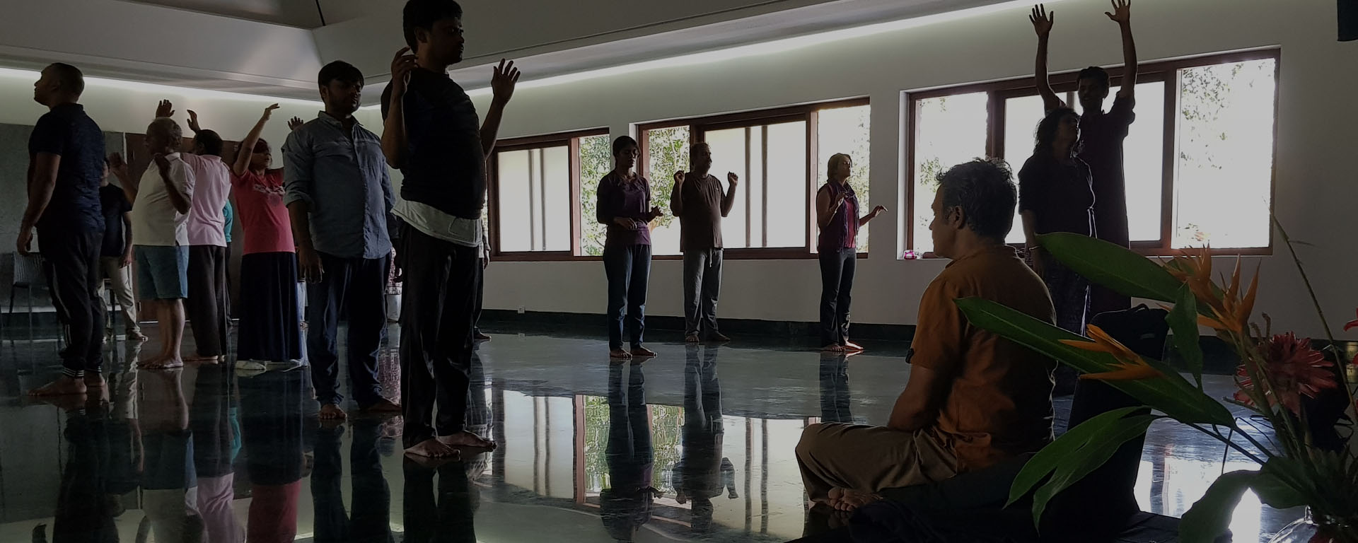 Meditation Center in Calicut