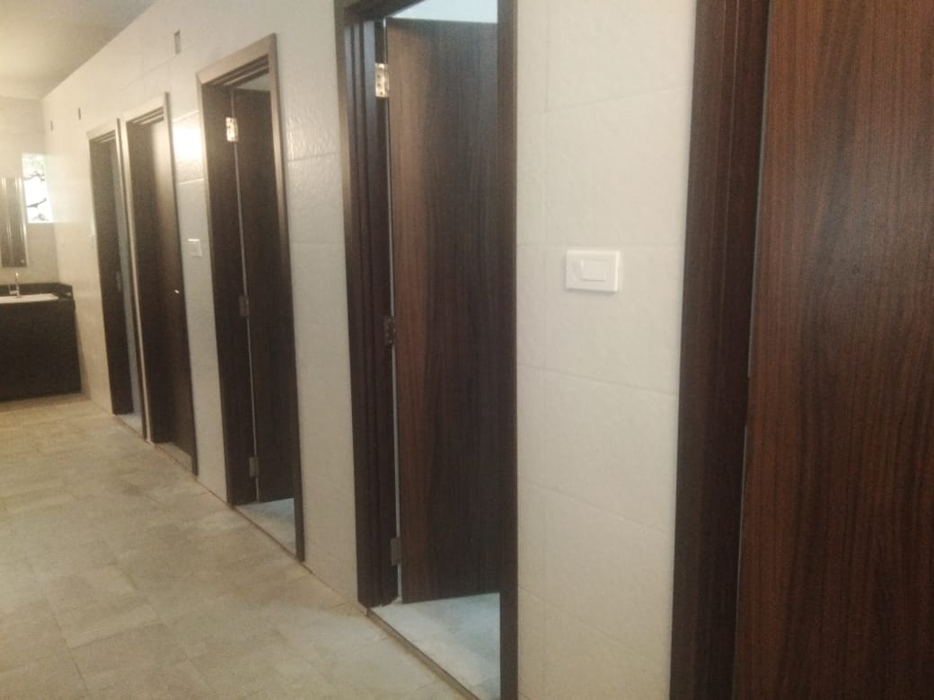 Shower Rooms for Dormitories