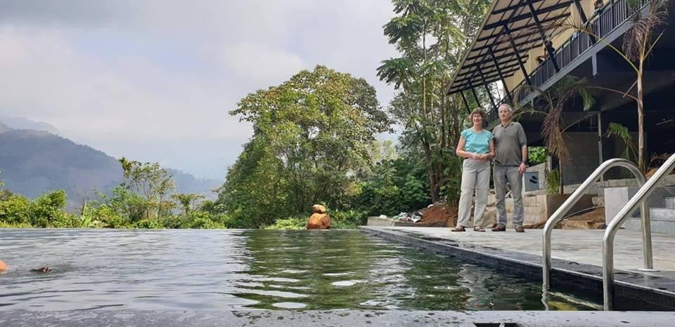Infinity Fresh Water Swimming Pool